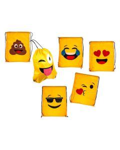 Rugtasje Cool emoticon