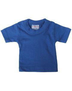 J&N mini T-shirt royal blue