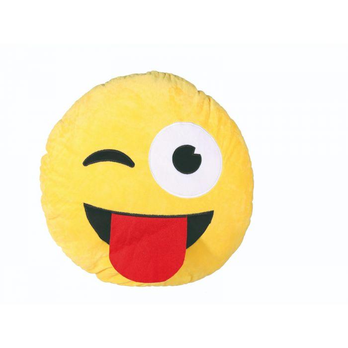Mega pluche kussen Tongue Emotion (verpakking beschadigd)